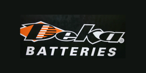 Deka Batteries Logo