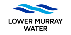 Lower Murray Water Logo