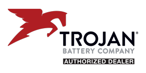Trojan Battery Company Swan Hill Region Authorized Dealer Logo